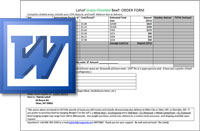 Download our order form as a Word Document