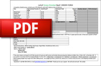 Download our order form as a PDF document
